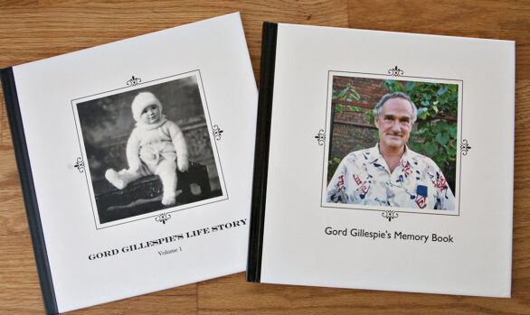 Gord Gillespie's Life Story, Volume One