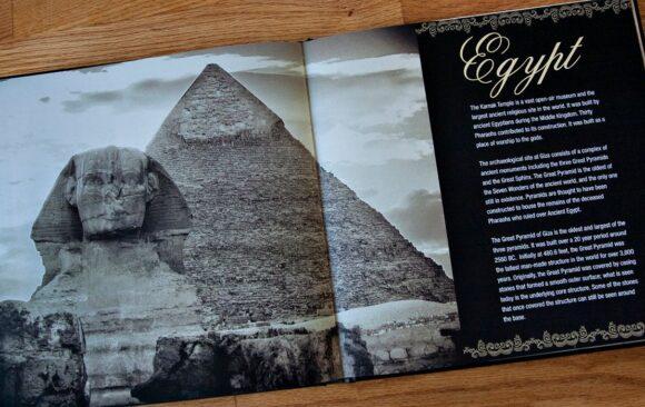 Ancient World Tour 2011